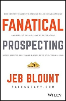 Fanatical Prospecting Book