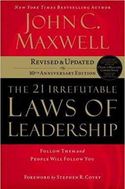 Laws of Leadership Book