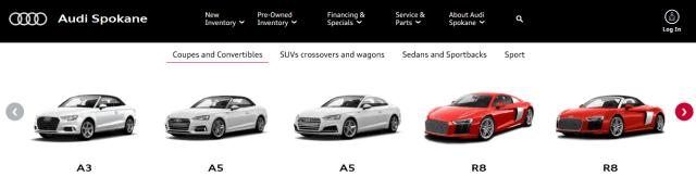 Audi of Spokane