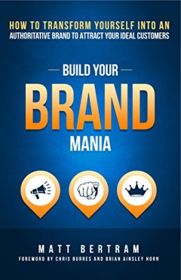 Build Your Brand Mania Book