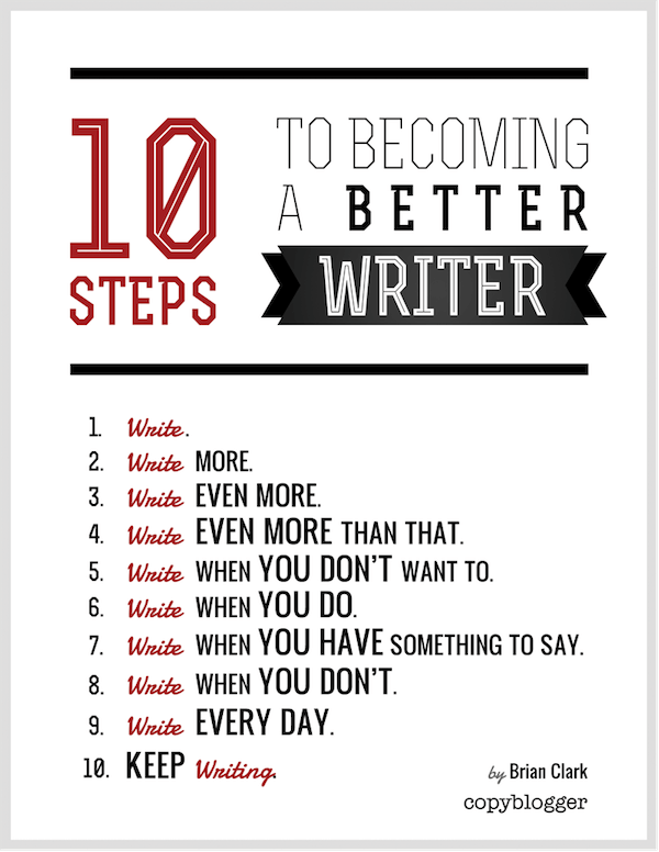 better writer graphic