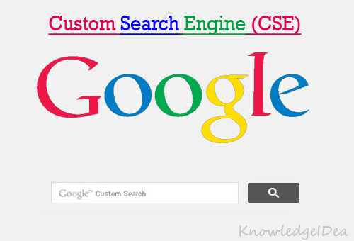 How to Create Custom Search Engine CSE For Your Website