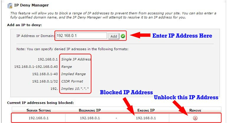How to block Entire Region or Country on My Website step_2