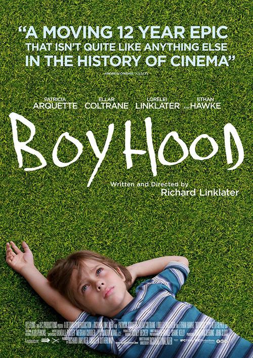 Boyhood Movie
