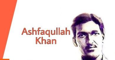 Ashfaqullah Khan
