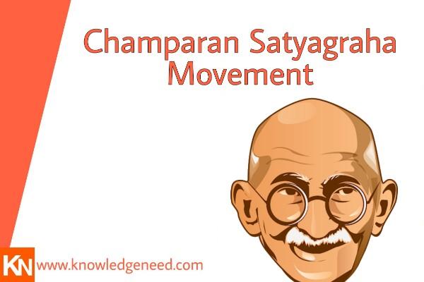 Champaran Satyagraha