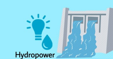 how does hydropower work
