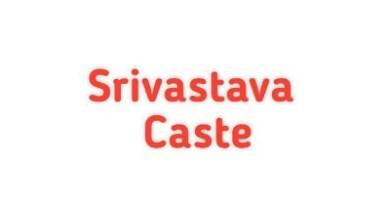 srivastava caste