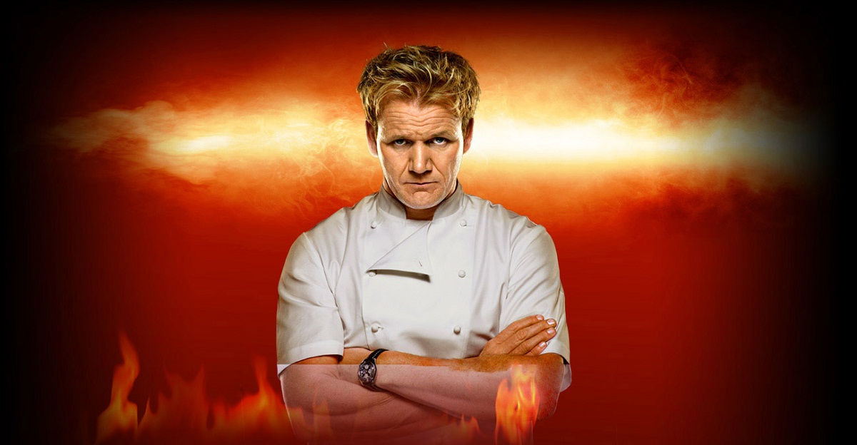 Hell S Kitchen Censored