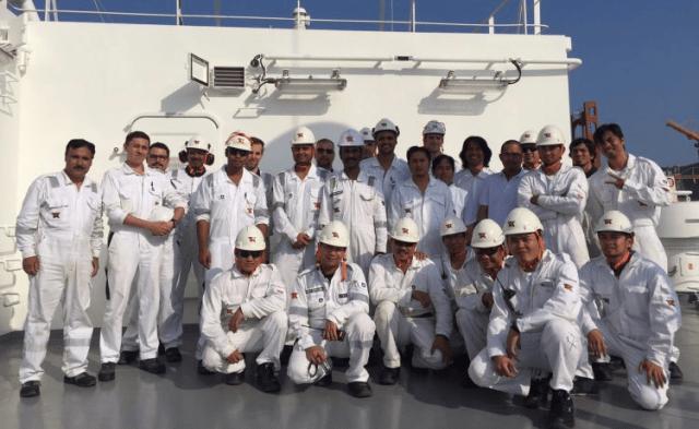 vessel crew