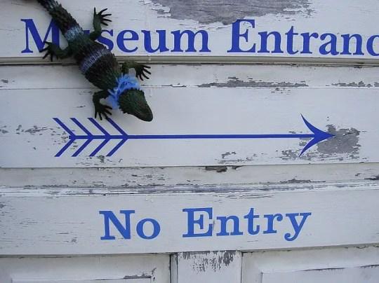 oxymoron entrance