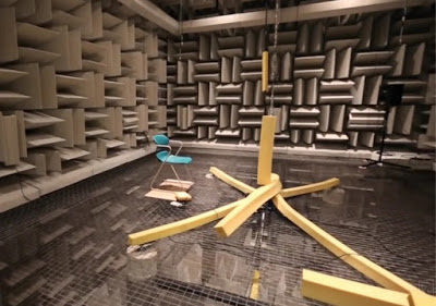 The World\'s Quietest Room - Knowledge Stew