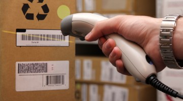 The World's First Barcode