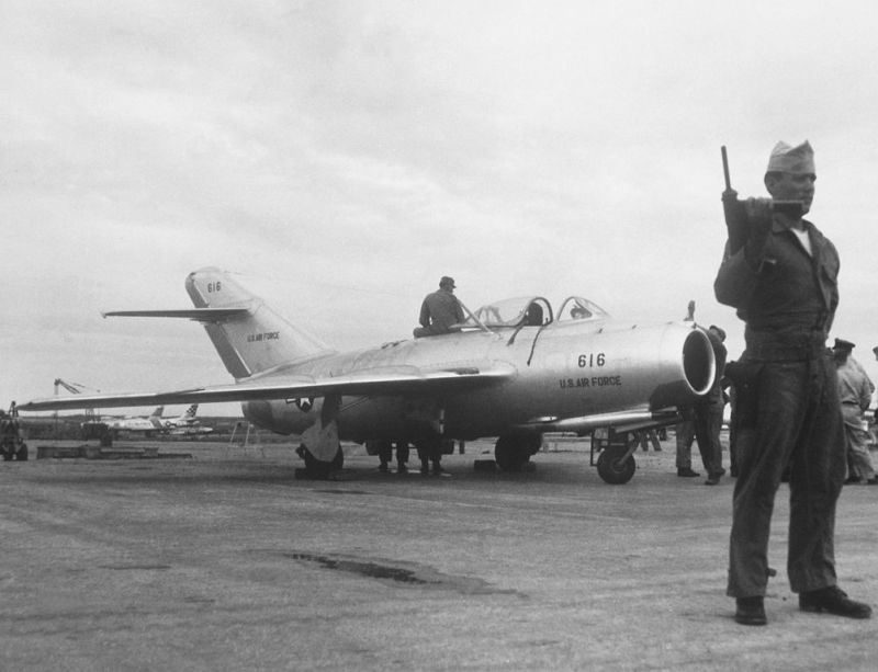 Operation Moolah and the North Korean Pilot Who Knew Nothing About It