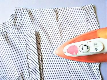 コットンシャツのしわ予防に効果的な洗濯方法と干し方