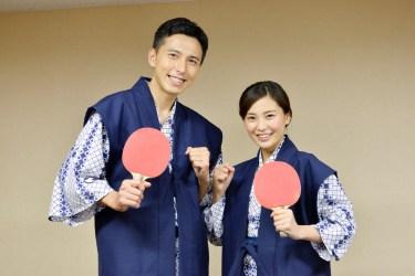 卓球初心者のコツはラリーをつなぐ練習で楽しみながら上達できる