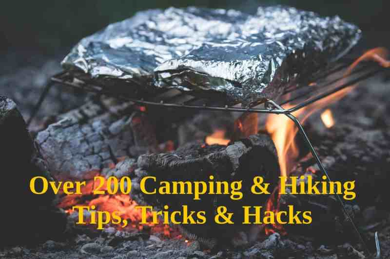 Ultimate list of camping tips