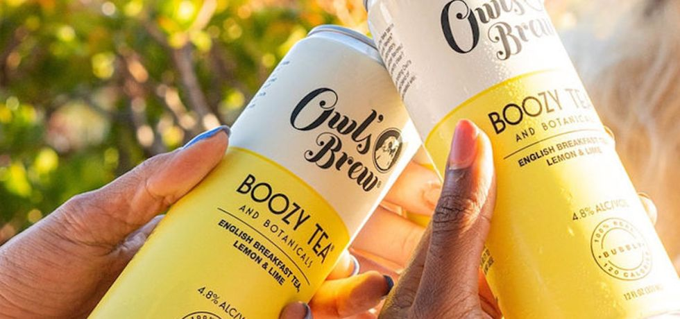 Owl's Brew Boozy Tea