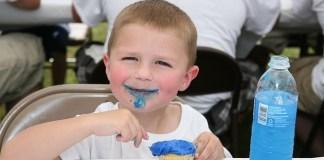 Children and eating habit