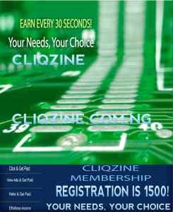CLIQZINE
