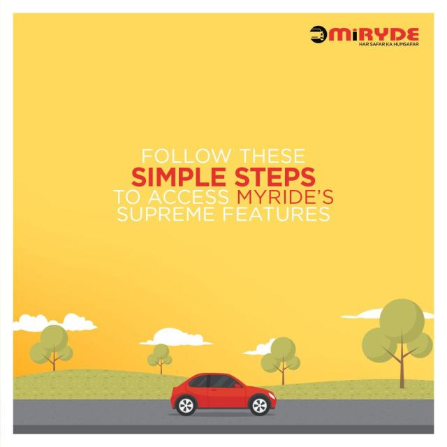 Follow Simple Steps to Access MiRydes