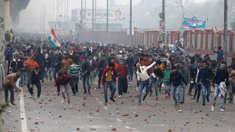 India Declared Dangerous