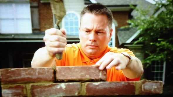 Butch Jones, adding a brick.
