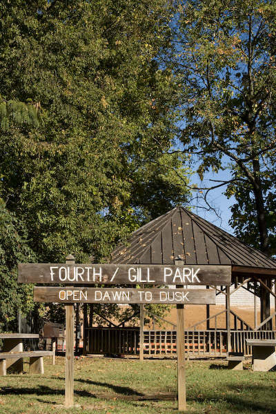 Fourth and Gill Park