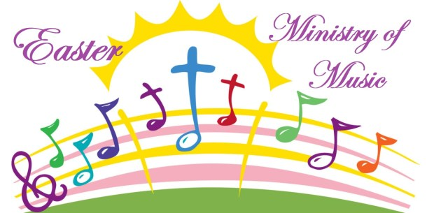 2019 Easter Sunday Ministry of Music