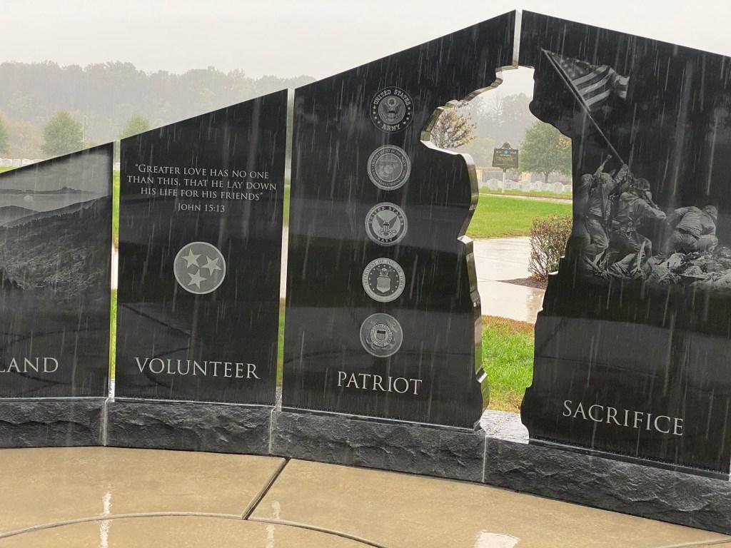 Veteran Cemetery Memorial