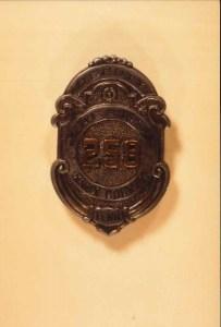Old model KCSO deputy badge