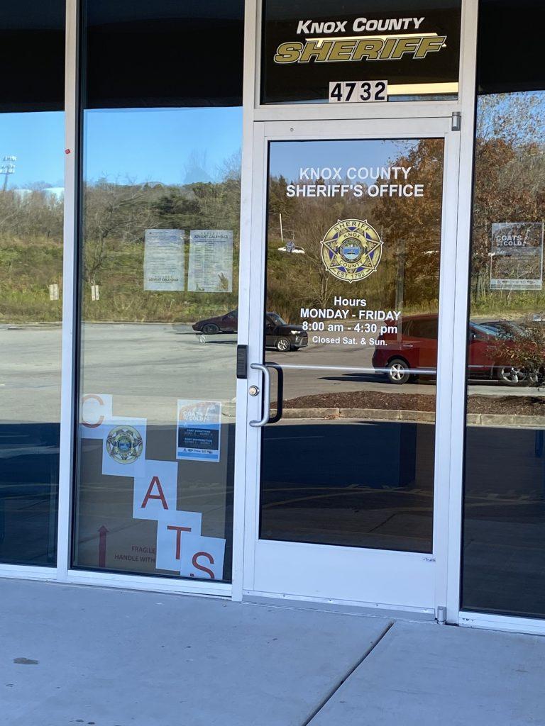 East Precinct Entrance