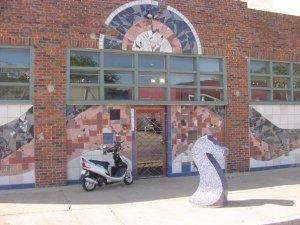 knoxtile Store Front Deep Ellum Dallas Texas