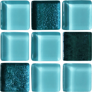 Interstyle Spark Glass Wall Tile