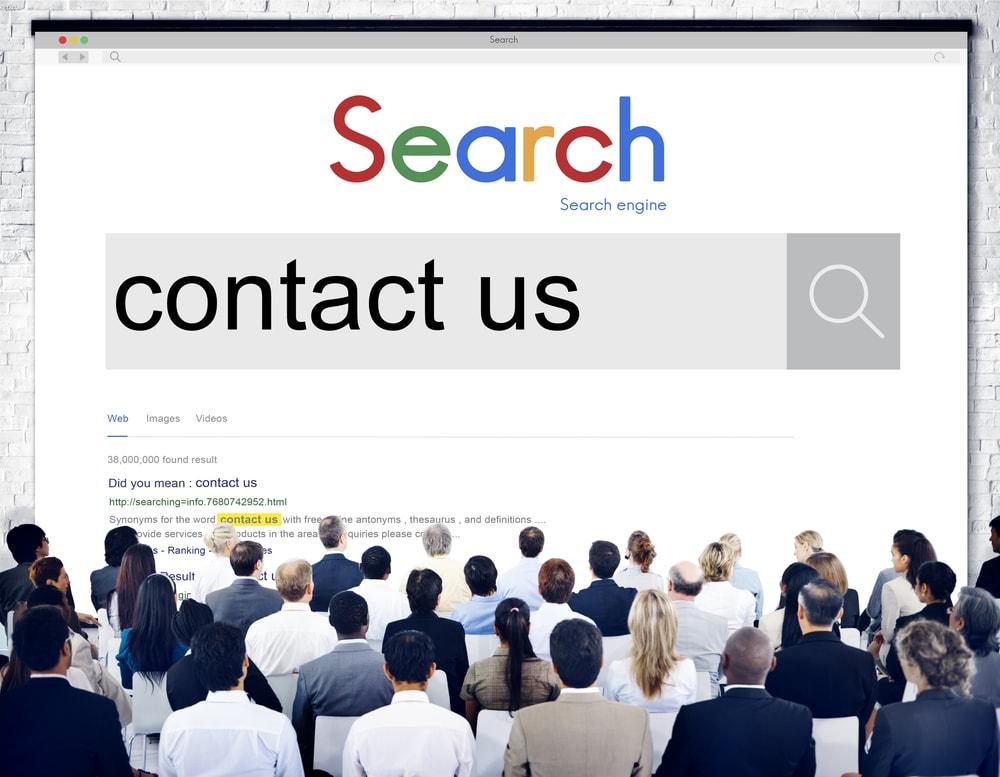 website audience
