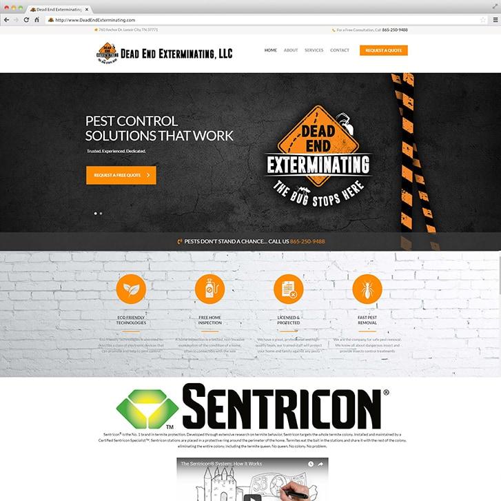 website design knoxville