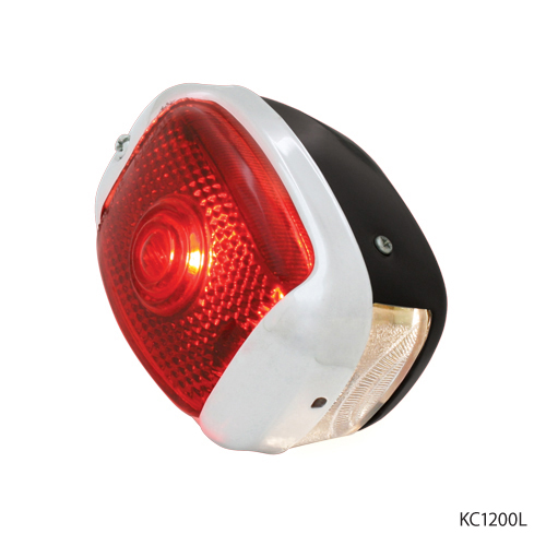 1937-'38 Tail Lights │ KC1200L