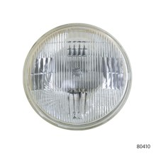 SEALED BEAM HEAD LAMP BULBS   80410