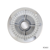 CHROME PLATED HUB CAPS | KC6021