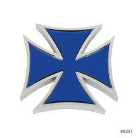 IRON CROSS ACCENTS WITH STICKER | 90241