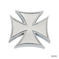 IRON CROSS ACCENTS WITH STICKER | 90236