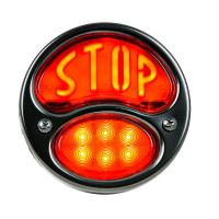 "LED ""Stop"" Script Tail Light 