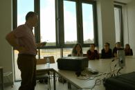 """Dr Michał Krueger """"Zastosowanie ręcznego spektrometru XRF w badaniach archeometrycznych"""""""