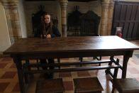 Sarah in der Duke's Hall