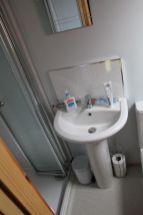 Badezimmer auf Skye
