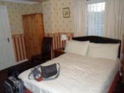Schlafzimmer im Abermar B&B Inverness