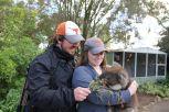 Unser neues Baby. Wird gefüttert mit einer gesunden Eukalyptus Diät