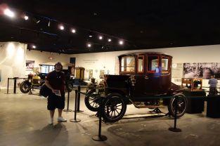 Der Original Ford Model T von Thomas Edison