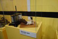 Ein elektrischer Stift - oder eine der ersten elektrischen Tättowiermaschinen