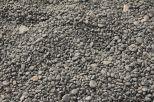 Das komplette Feld ist voller dieser glatt geschliffenen Steine. Der Wind sorgt dafür, dass keine Kante stehen bleibt
